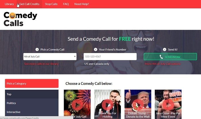 10 Best Websites for Free Unlimited Spoof Calling (Latest) - TechWhoop