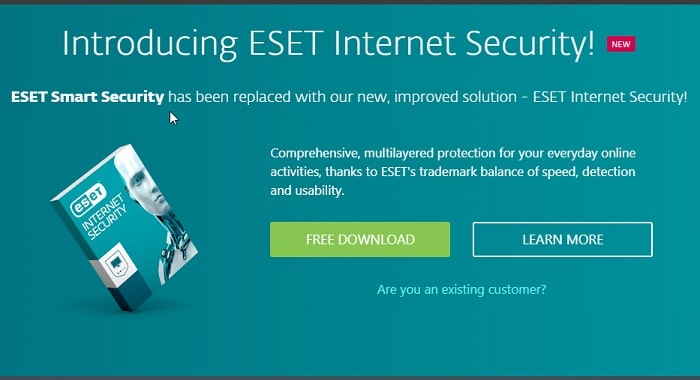 ESET Smart Security- Malware Removal Tool