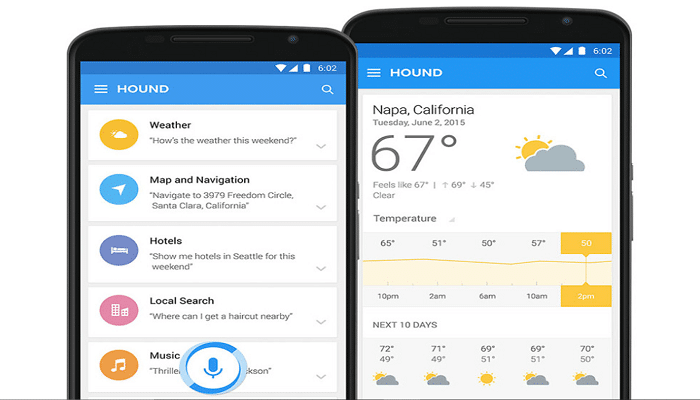 hound best personal assistant apps