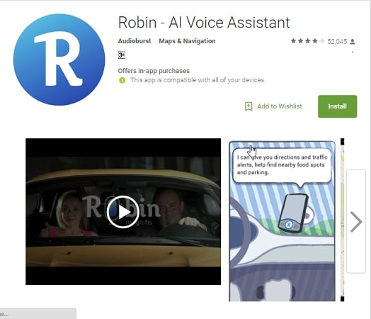 Robin Assistant