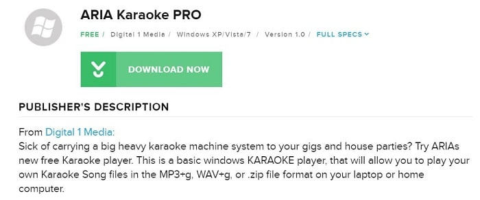 Top 10 Best Karaoke Software for Windows - TechWhoop