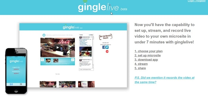GingleLive