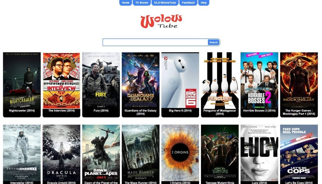 best movie watching websites free