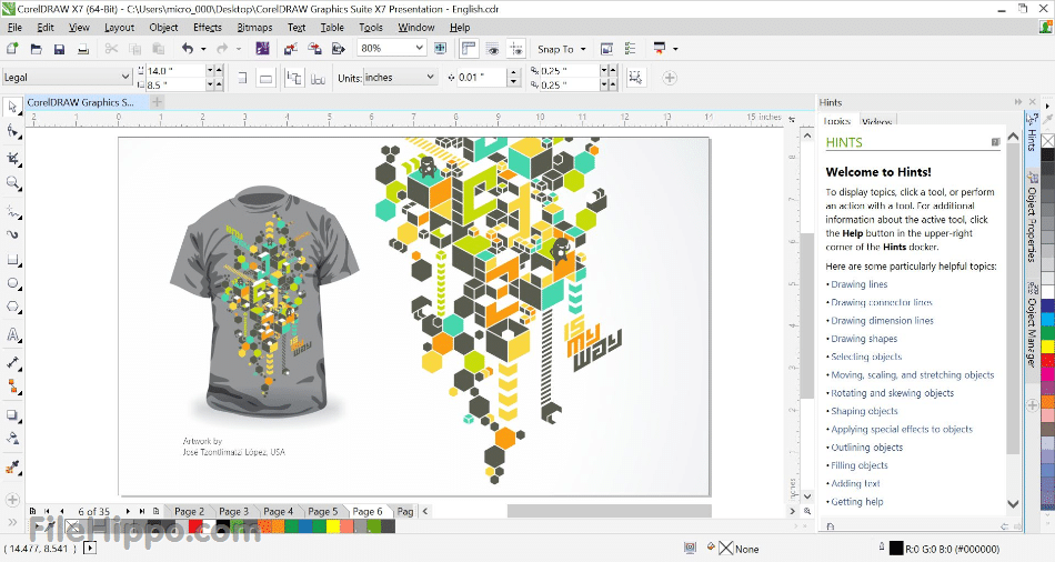 T-Shirt Designing Software