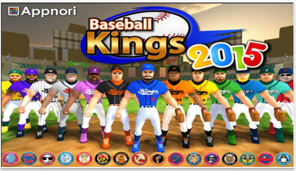 Baseball Kings 2015