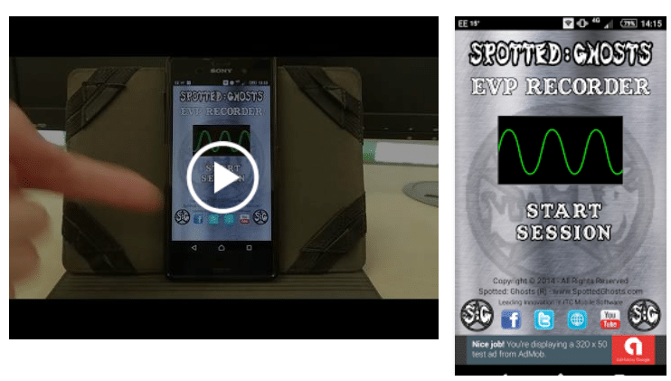 10 Best Ghost Hunting Apps for Android & iOS - TechWhoop