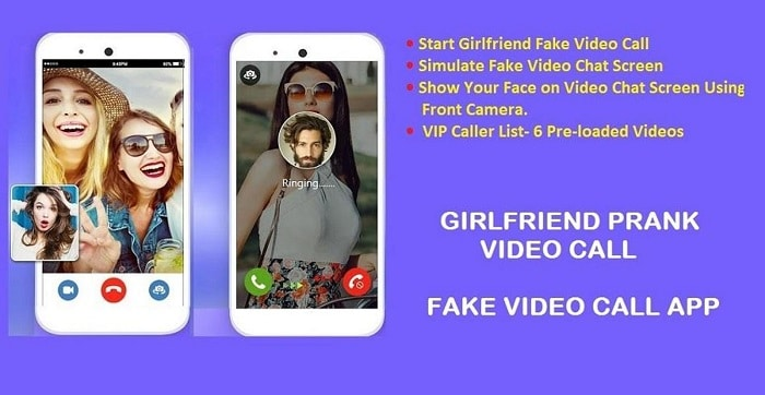 Fake Video Call Prank