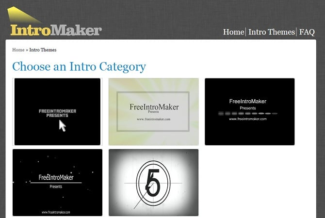 8 Best Free Online YouTube Intro Makers to Have in 2018