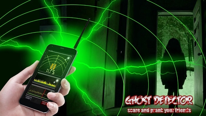 Ghost Detector Prank