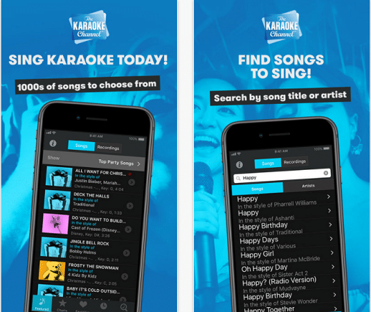 Karaoke Channel Mobile