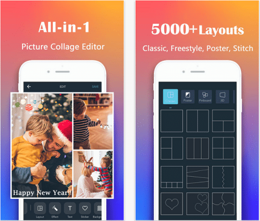 Photo Collage Maker and Photo Editor