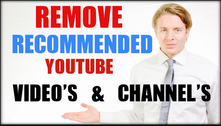 Reject YouTube Video Recommendations