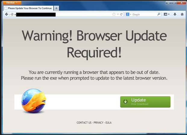 Updating the Browser