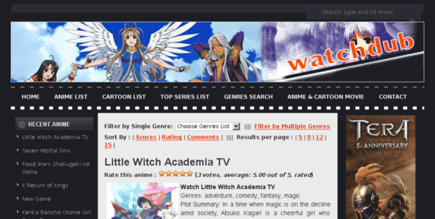 12 best free websites to watch dubbed anime online