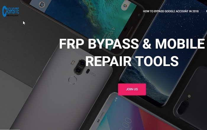 10 Best FRP Bypass tools to Bypass Google Account {2018