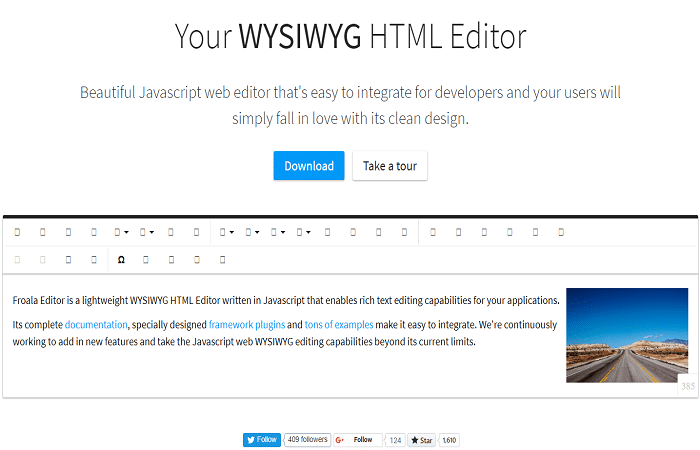 WYSIWYG HTML Editing Software