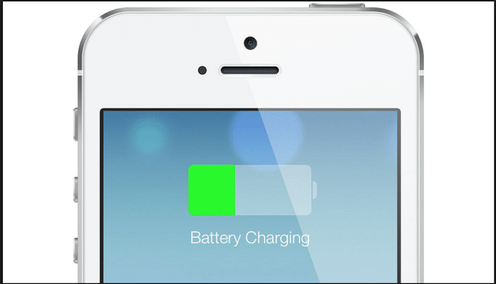 Charge iPhone