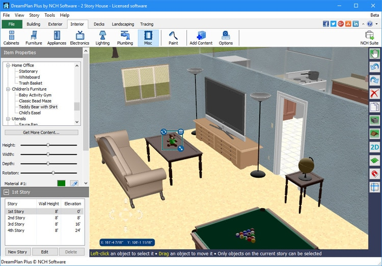 7 Best Free Home Design Software For Windows Techwhoop