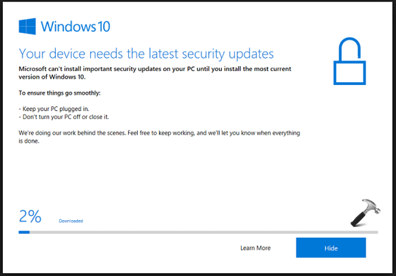Install Latest Updates from Microsoft