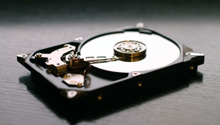 Reconnect Hard Drive