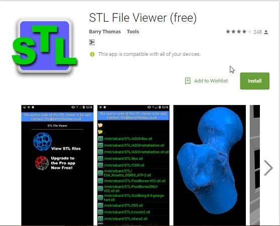 STL File Viewer