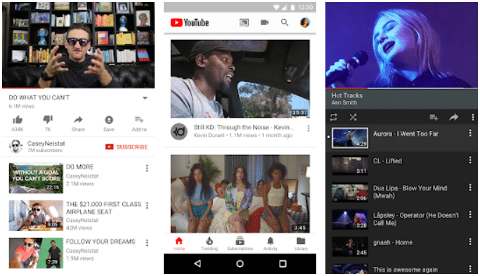 Update YouTube App