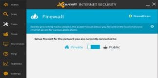 Avast Firewall Won't Turn On