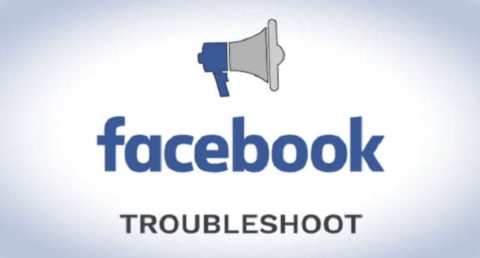 facebook troubleshoot