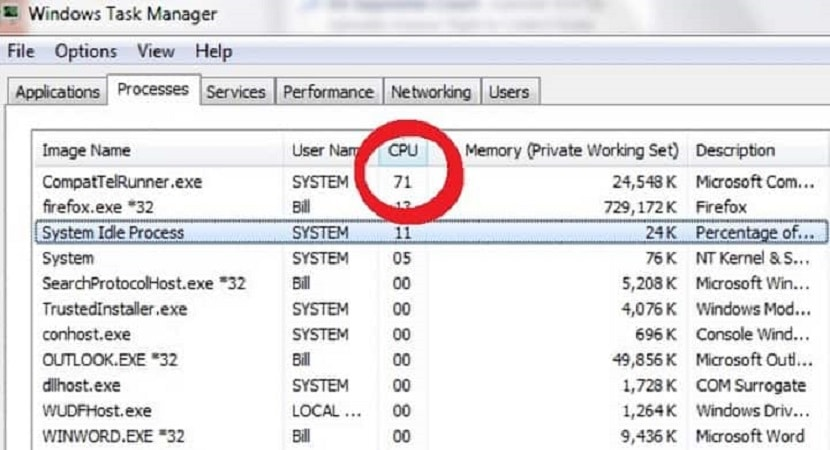 com surrogate high cpu usage