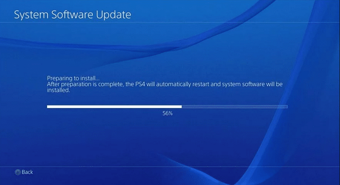 PS4 Firmware