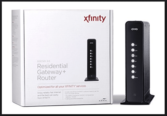Comcast Xfinity Router