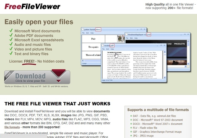 FreeFileViewer