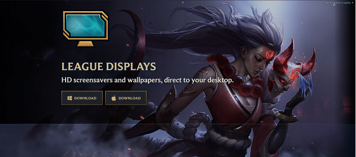 League of Legends (League Displays)