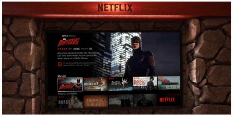 how to get netflix vr on android
