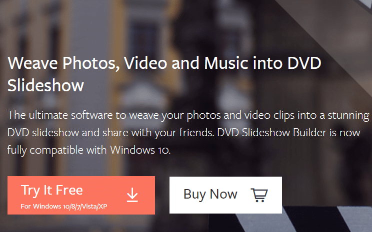 DVD Slideshow Builder