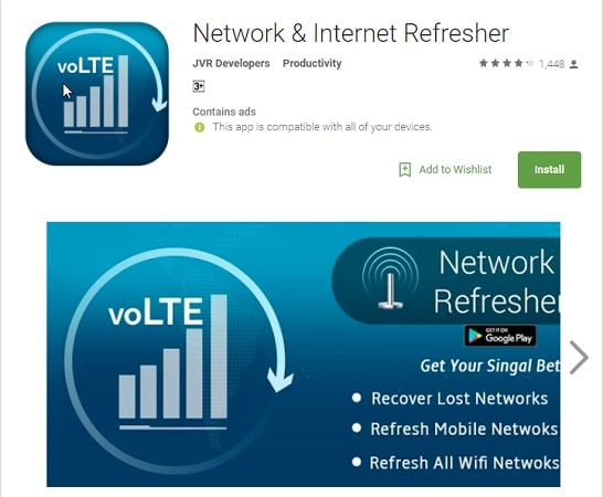 Network & Internet Refresher