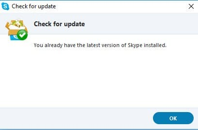 Skype is Updated