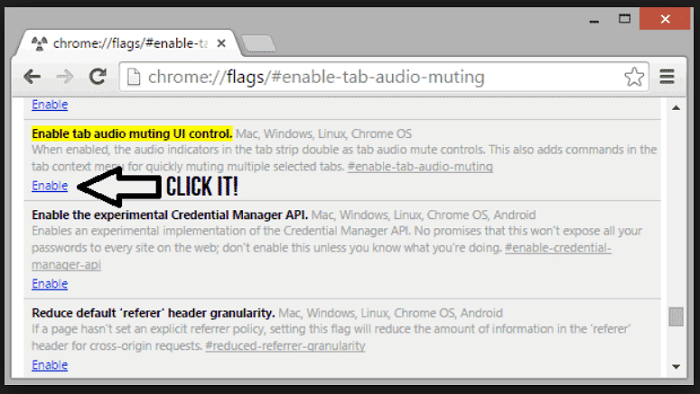 Tab audio muting UI control flag