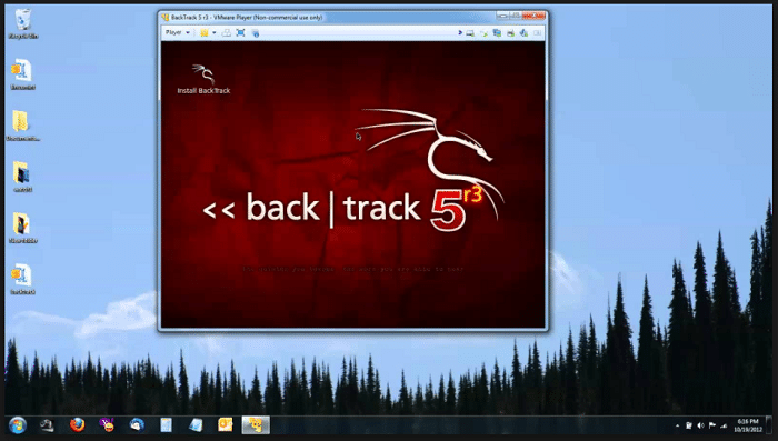 BackTrack 5 R3 ISO Download Free (64 & 32 Bit