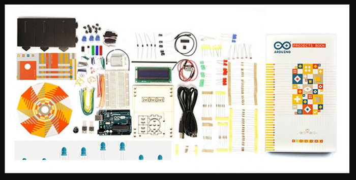 Arduino Kit for Beginners