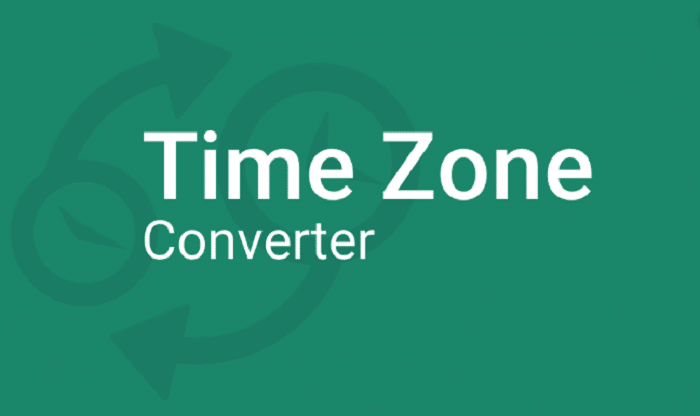World Clock Time Converter