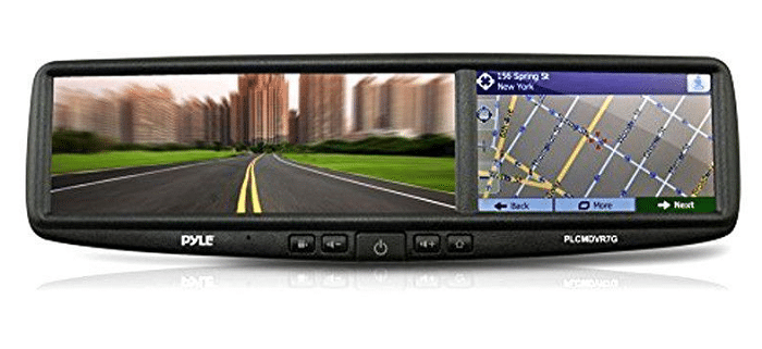 Pyle Rearview Mirror Monitor
