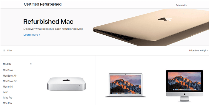 Top Websites to Get Refurbished MacBooks - TechWhoop