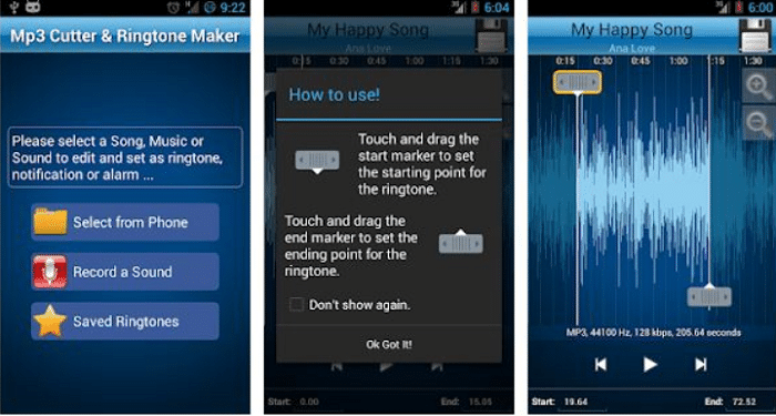 Ringtone Maker(for android)