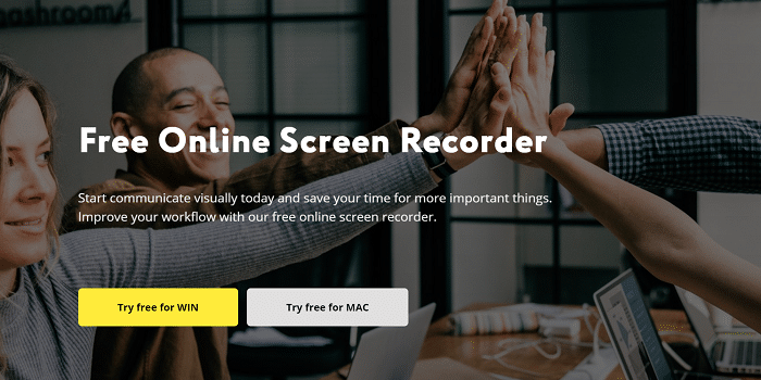 Free Online Screen Recorder