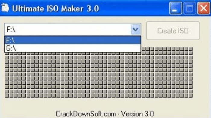 ultimate iso maker
