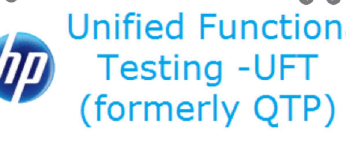 HPE Unified Functional Testing