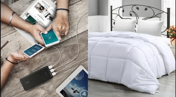 Comforters and Duvets Sleep Tech Device