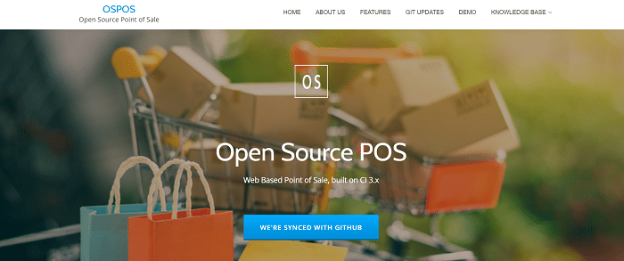Open Source POS