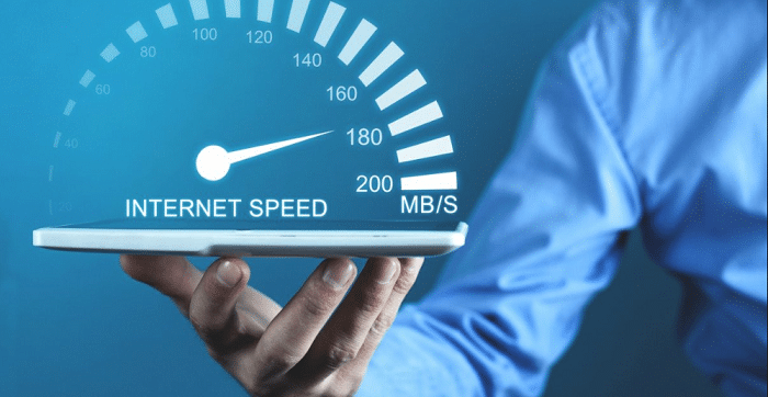 internet speed